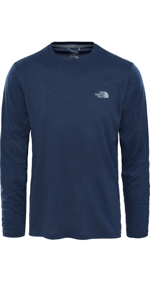 The North Face Reaxion Amp Crew blauw